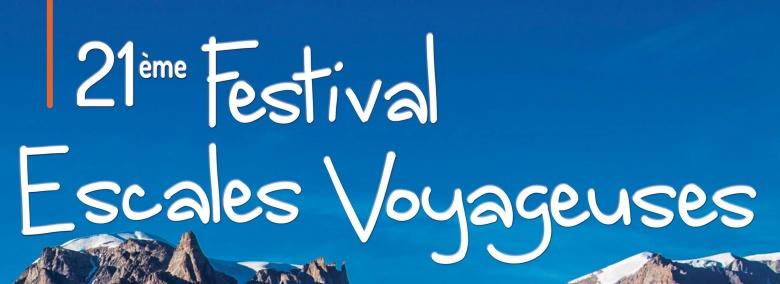 Festival Escales Voyageuses – 23, 24 et 25 mars 2018 – Avignon