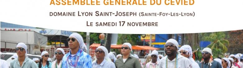 Assemblée générale – samedi 17 novembre