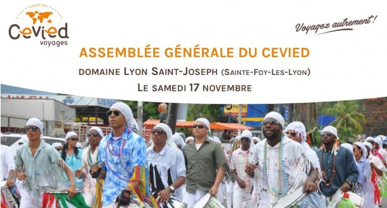 Assemblée générale – samedi 17 novembre 2018