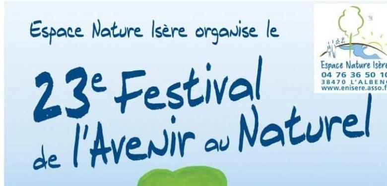 Festival l'Avenir au Naturel – L'Albenc – 31 août et 01 septembre 2019