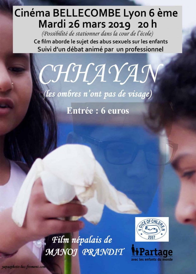 Projection du film Chhayan