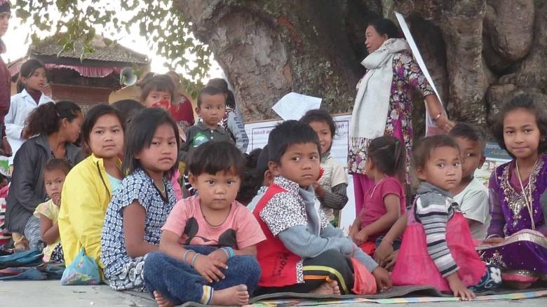 Soirée Népal